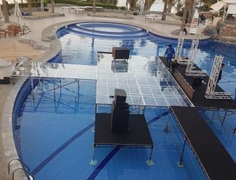 Pool Coverage